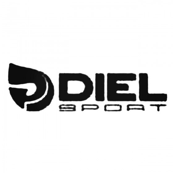 Diel Sport Decal Sticker