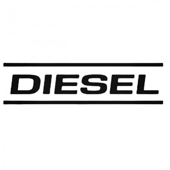 Diesel Decal Sticker