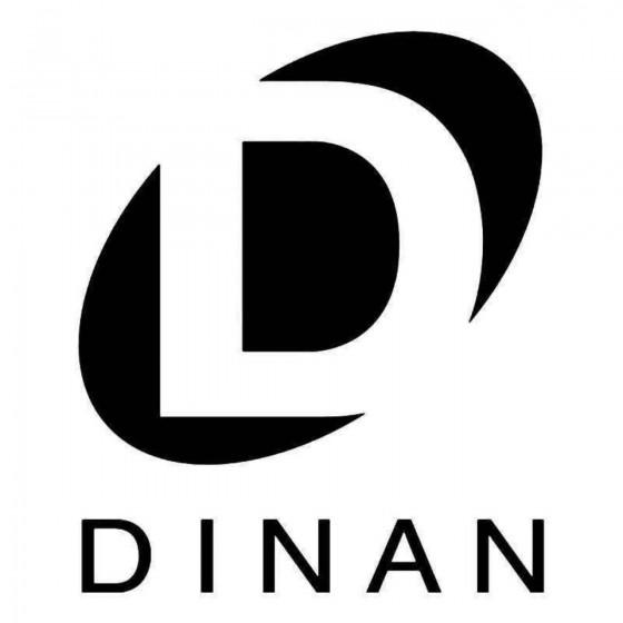 Dinan Sticker