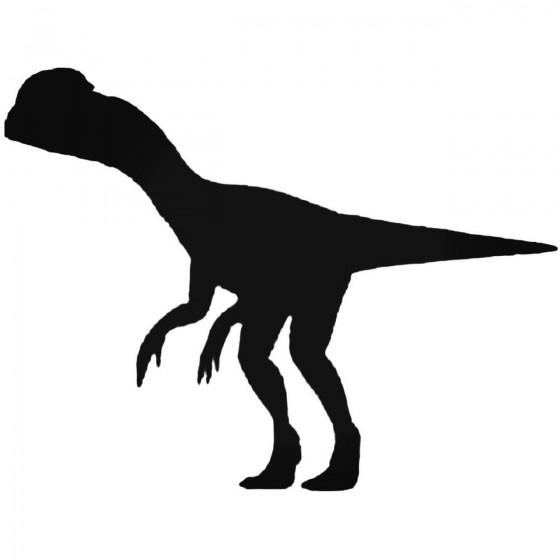 Dinosaur 4 Decal Sticker