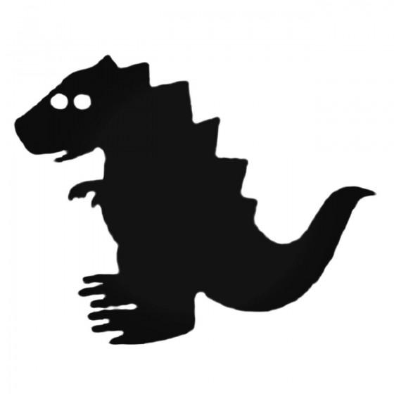 Dinosaur Decal Sticker