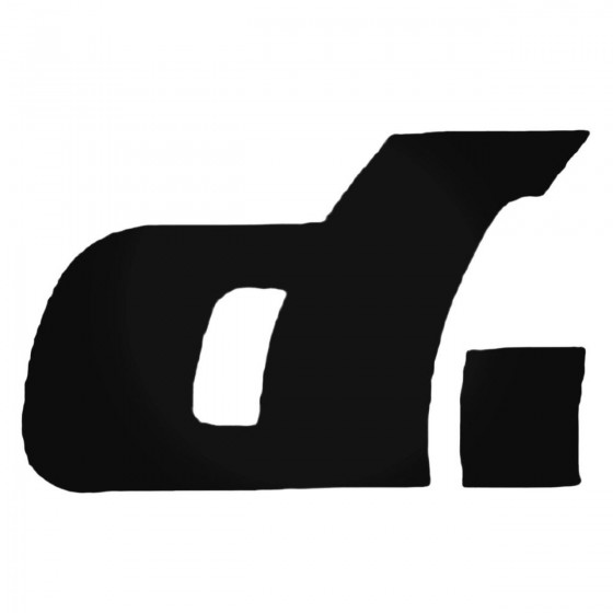Dirt Magazine D Decal Sticker