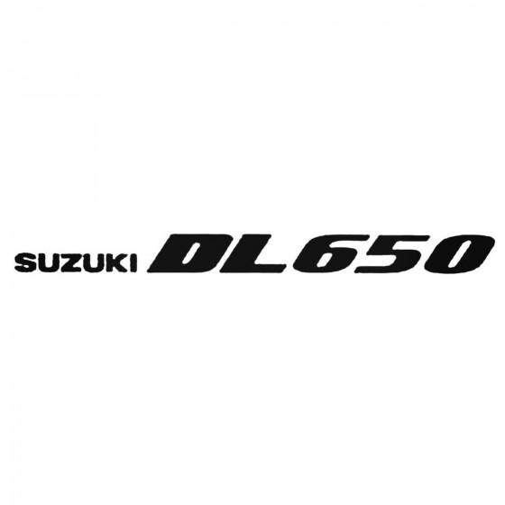 Dl650 Decal Sticker