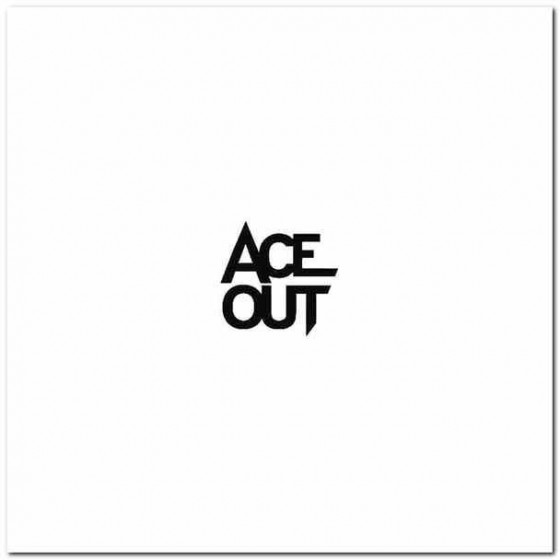 Ace Out Band Decal Sticker