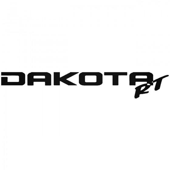 Dodge Dakota Rt Sticker