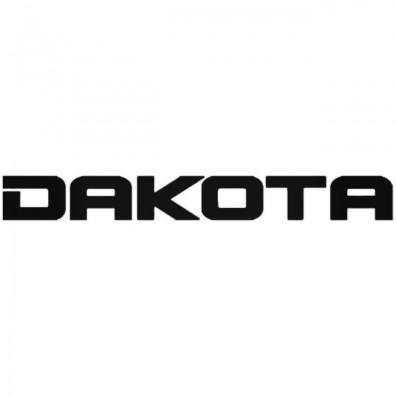 Dodge Dakota Sticker