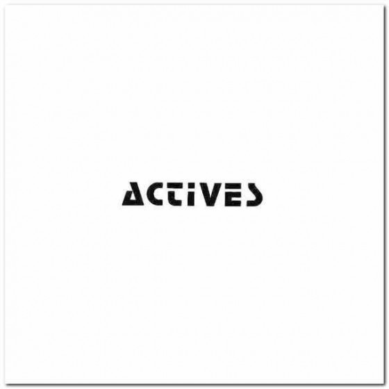 Actives St Band Decal Sticker