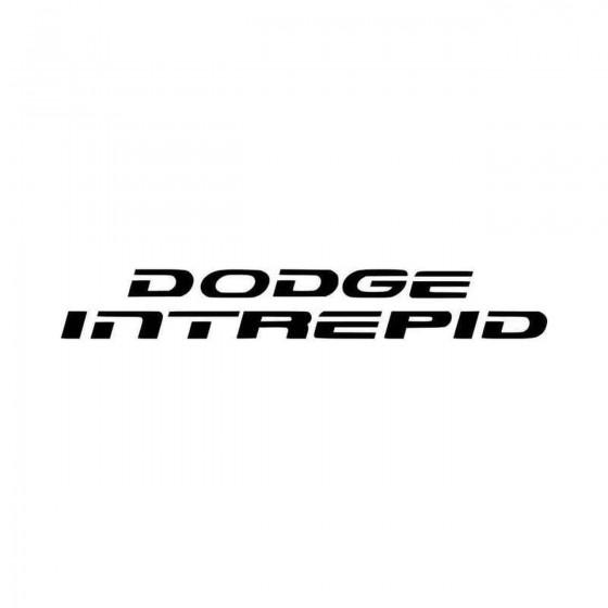 Dodge Intrepid Vehicle...