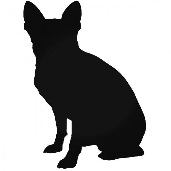 Dog 1740 Sticker