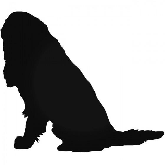Dog 1745 Sticker
