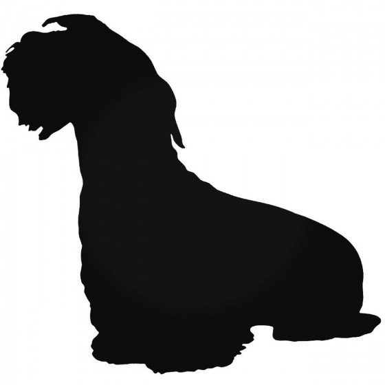 Dog 1746 Sticker