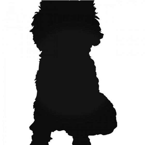 Dog 1747 Sticker