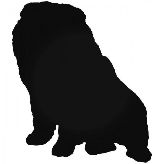 Dog 1755 Sticker