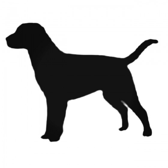 Dog S Style 409 Decal Sticker