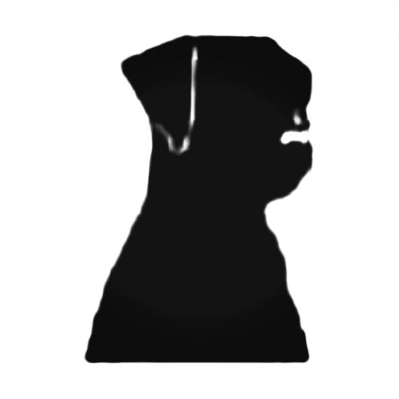 Dog S Style 415 Decal Sticker