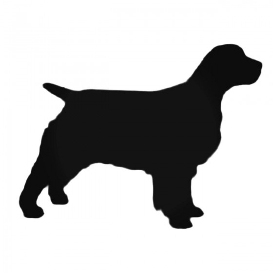 Dog S Style 432 Decal Sticker