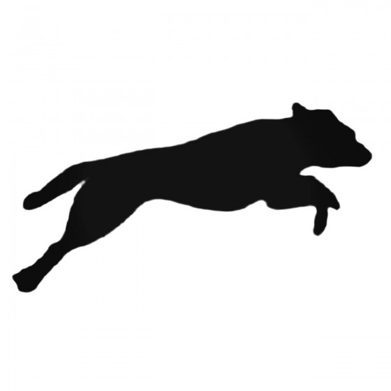 Dog S Style 598 Decal Sticker