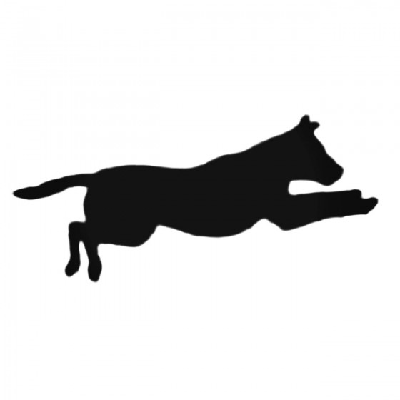 Dog S Style 604 Decal Sticker