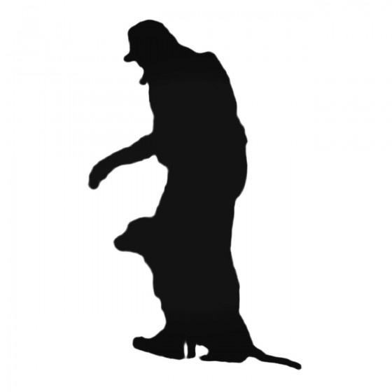 Dog S Style 610 Decal Sticker