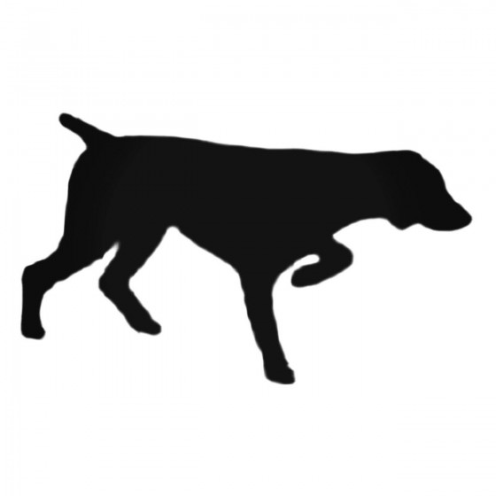 Dog S Style 618 Decal Sticker
