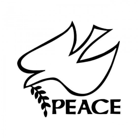 Dove Bird Olive Peace 2...