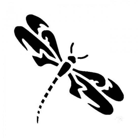 Dragon Fly 428 Sticker