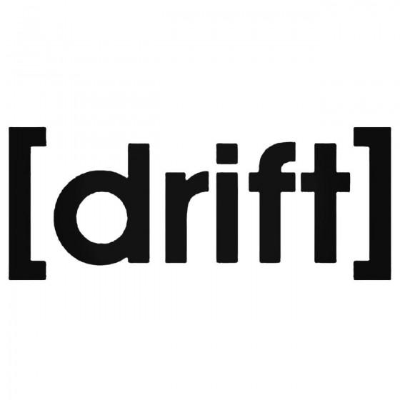 Drift Jdm Japanese 1 Decal...