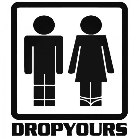 Drop Yours Panty Jdm...