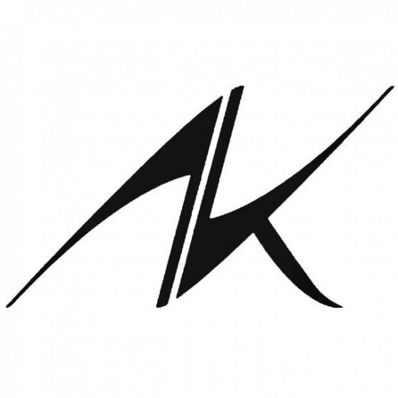 Alicia Keys Band Decal Sticker