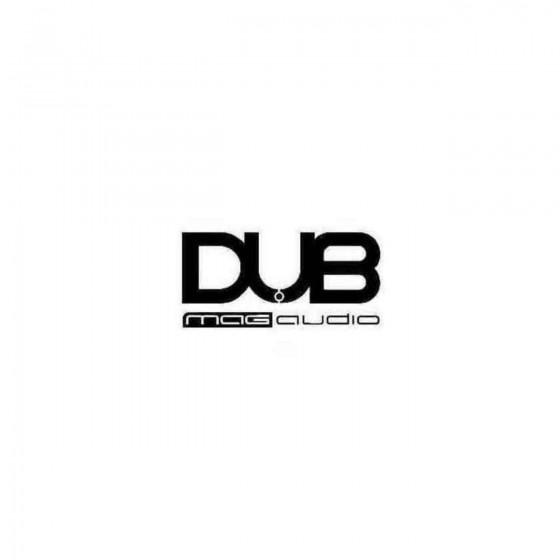 Dub Wheels Decal Sticker