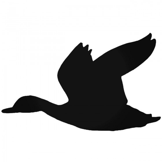 Duck 1 Sticker