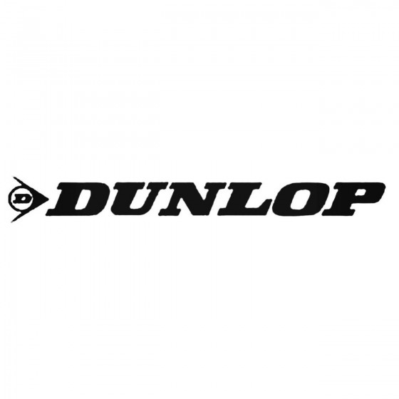 Dunlop Aftermarket Decal...