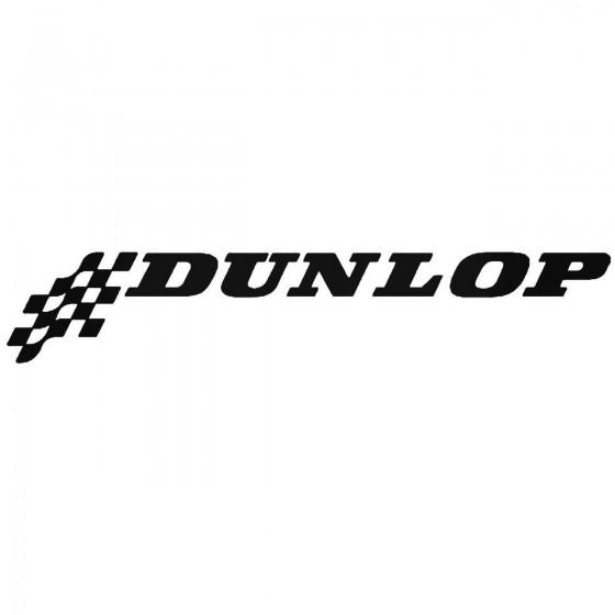 Dunlop Tires 2 Sticker