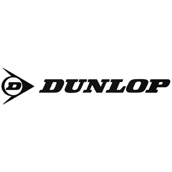 Dunlop Tires 3 Sticker