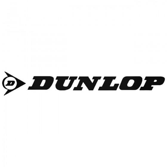 Dunlop Tires S 01 Vinl Car...