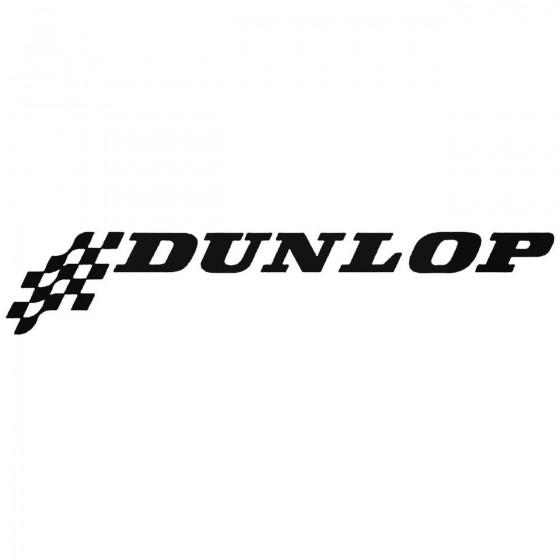 Dunlop Tires S 02 Vinl Car...