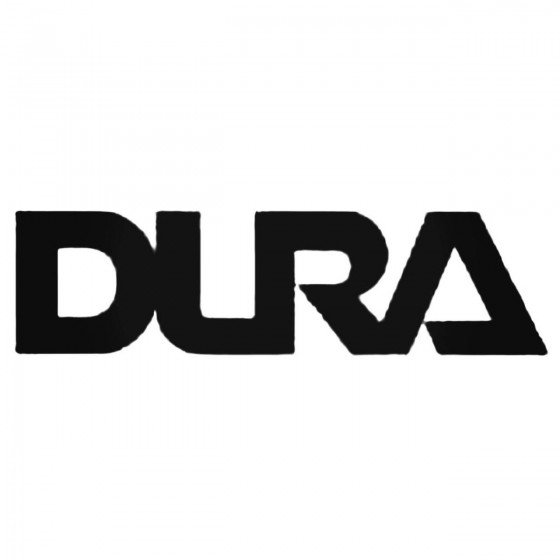 Dura Decal Sticker