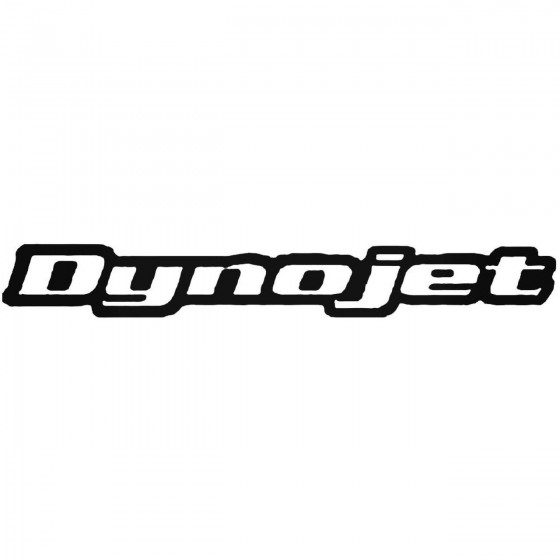 Dynojet Vinyl Decal