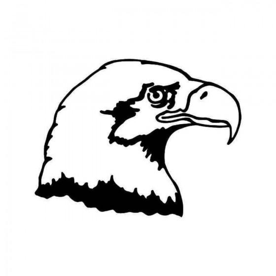 Eagle Bird 1 Sticker