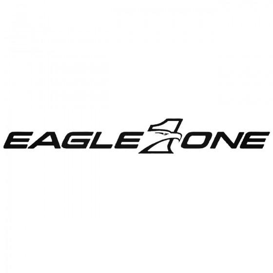 Eagle One S Vinl Car...
