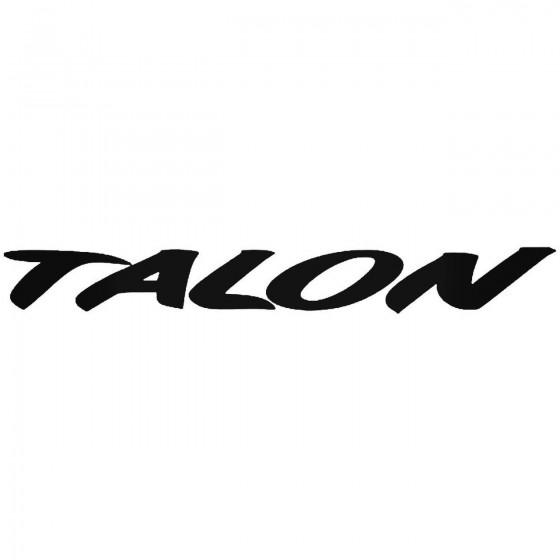 Eagle Talon Sticker