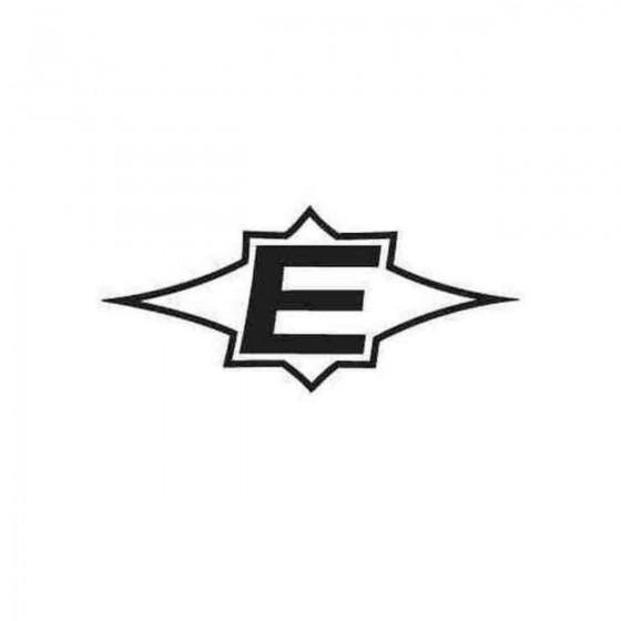 Easton E Decal Sticker