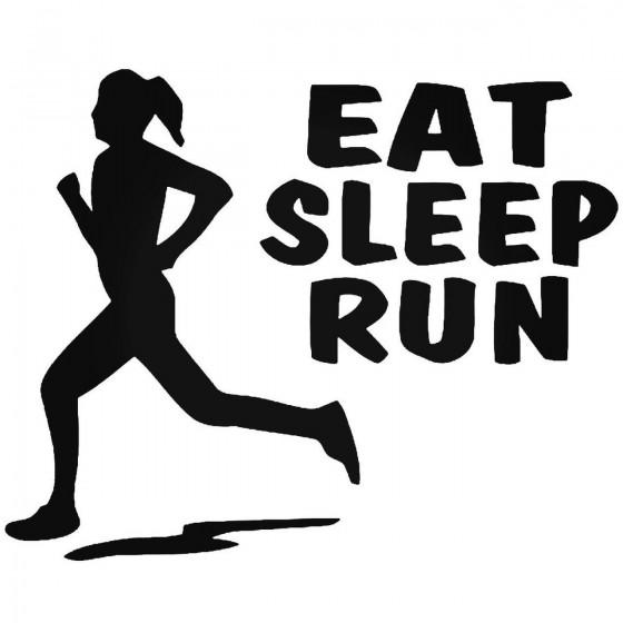 Eat Sleep Run Marathon...