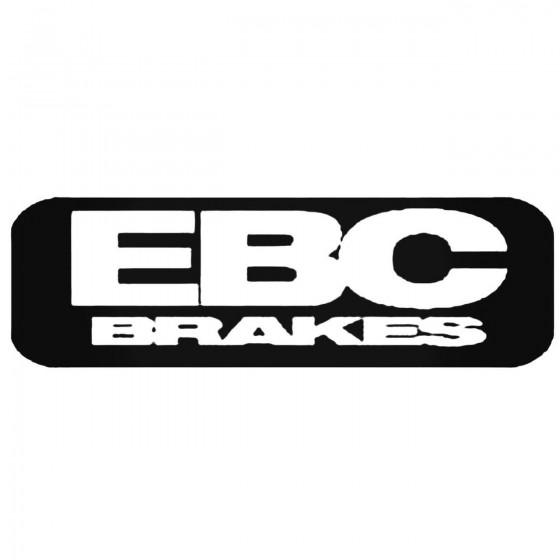 Ebc Brakes 02 Decal Sticker