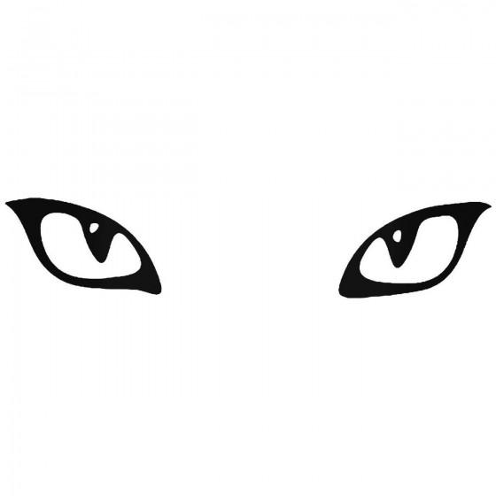 E Eyes Sticker