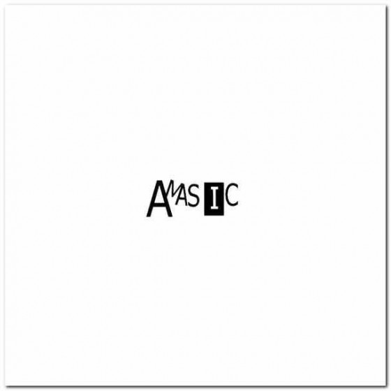Amasic Band Decal Sticker