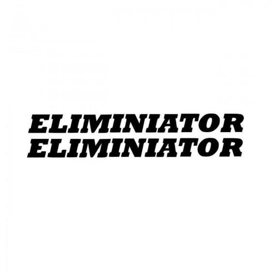 Eliminator Boat Kit Vinyl...