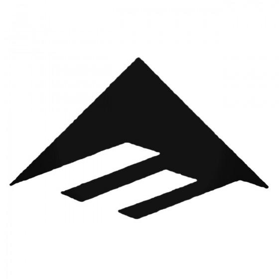 Emerica Pyramid Decal Sticker