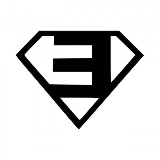 Eminem Superman Vinyl Decal...