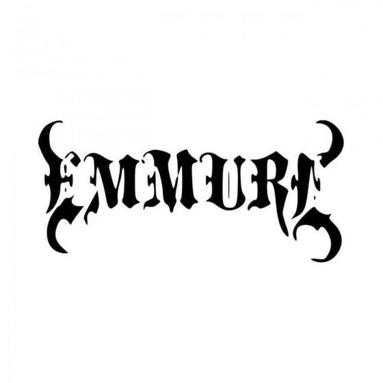 Emmure Band Logo Vinyl...